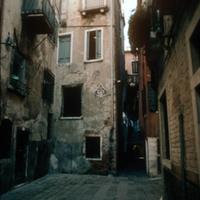 Façade of Scuola di San Rocco